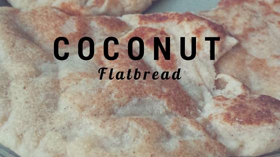 Coconut Flatbread