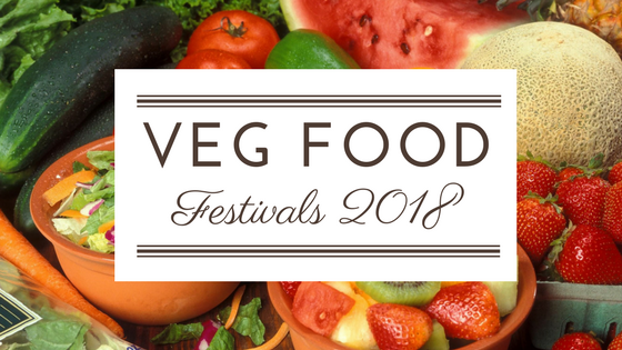 A list of the vegan and vegetarian food festivals within an hour's drive of Hamilton, ON, Canada.