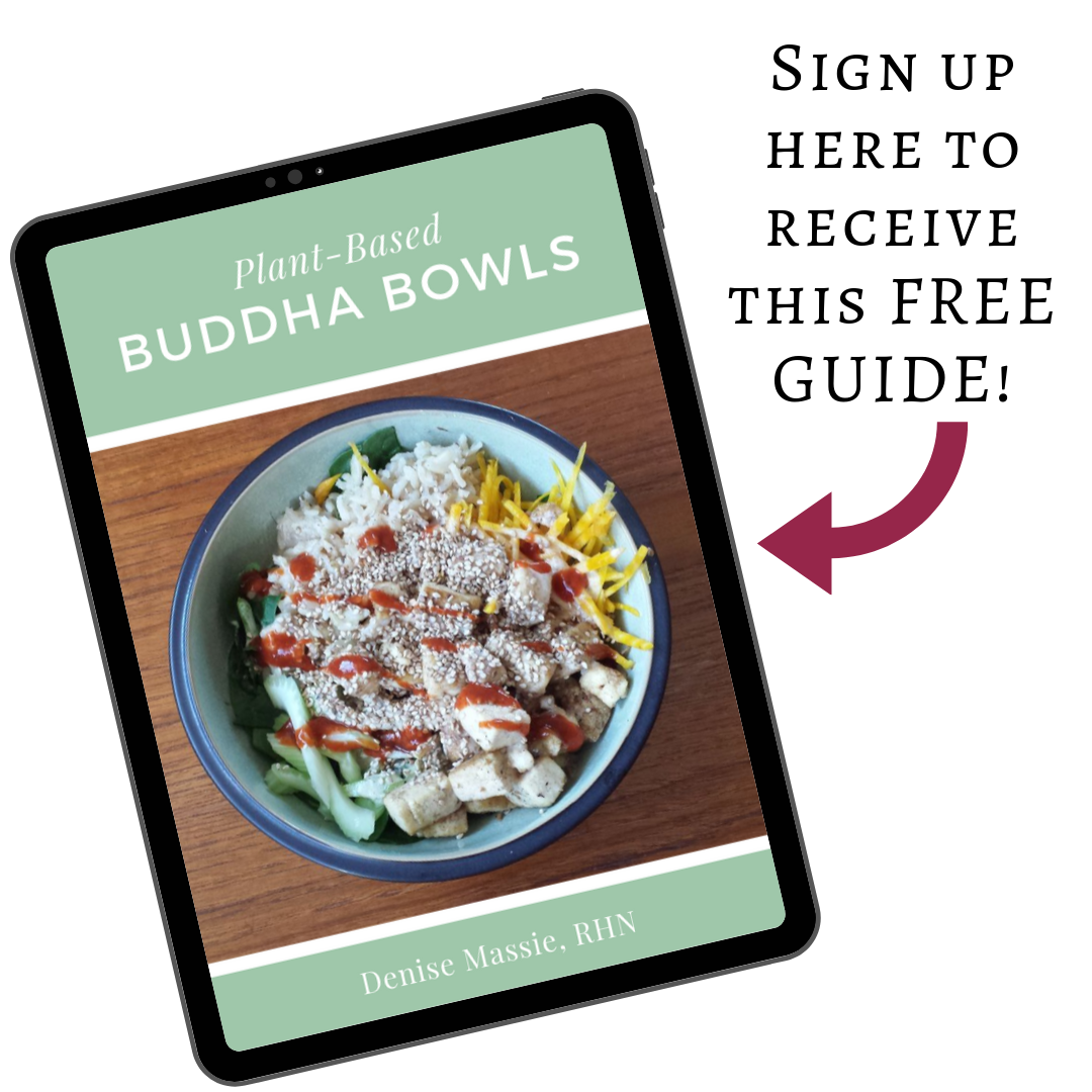 Buddha Bowl Sign-up